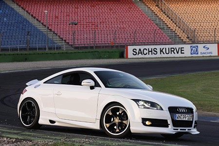 so we expected nothing less when they got their hands on the new Audi TT