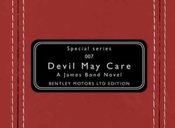 Devil May Care numbering plate