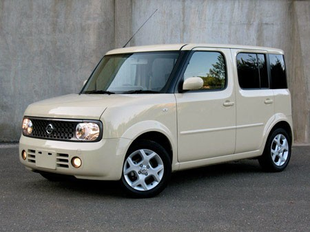 Nissan on 2008 Nissan Cube Click Above For High Res Image Gallery