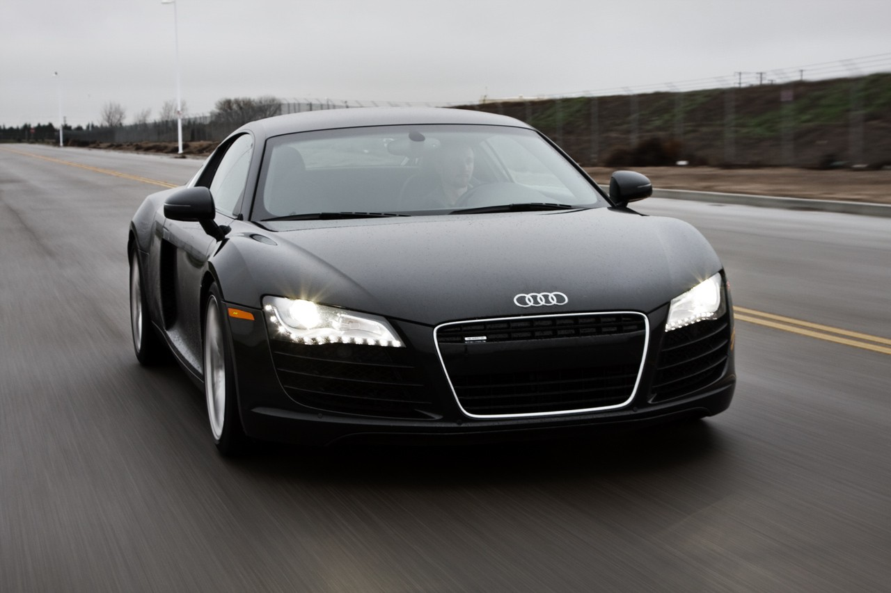 Review 2008 Audi R8 Photo Gallery Autoblog