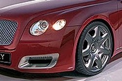 Ramsey Acura on Rendered Speculation  2010 Bentley Arnage Going Continental  Nope