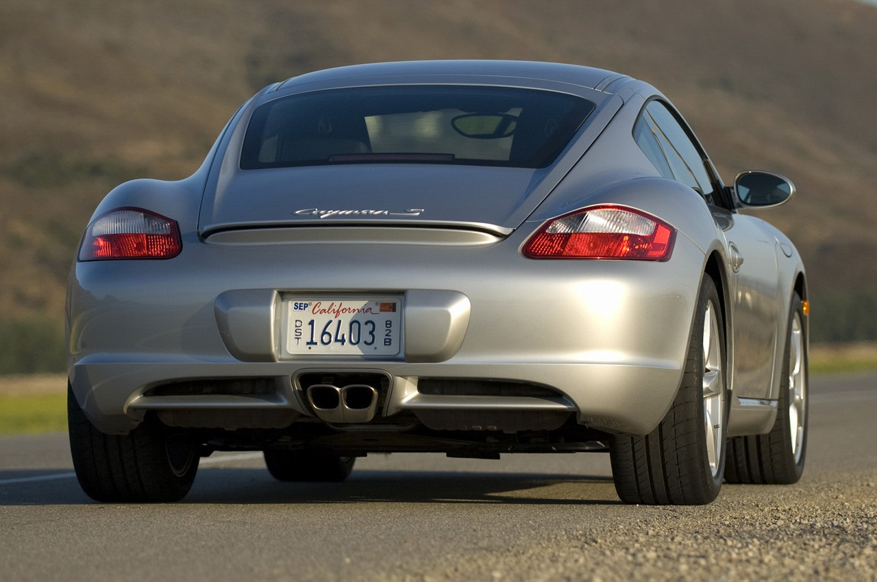 Review 2008 Porsche Cayman S Photo Gallery Autoblog
