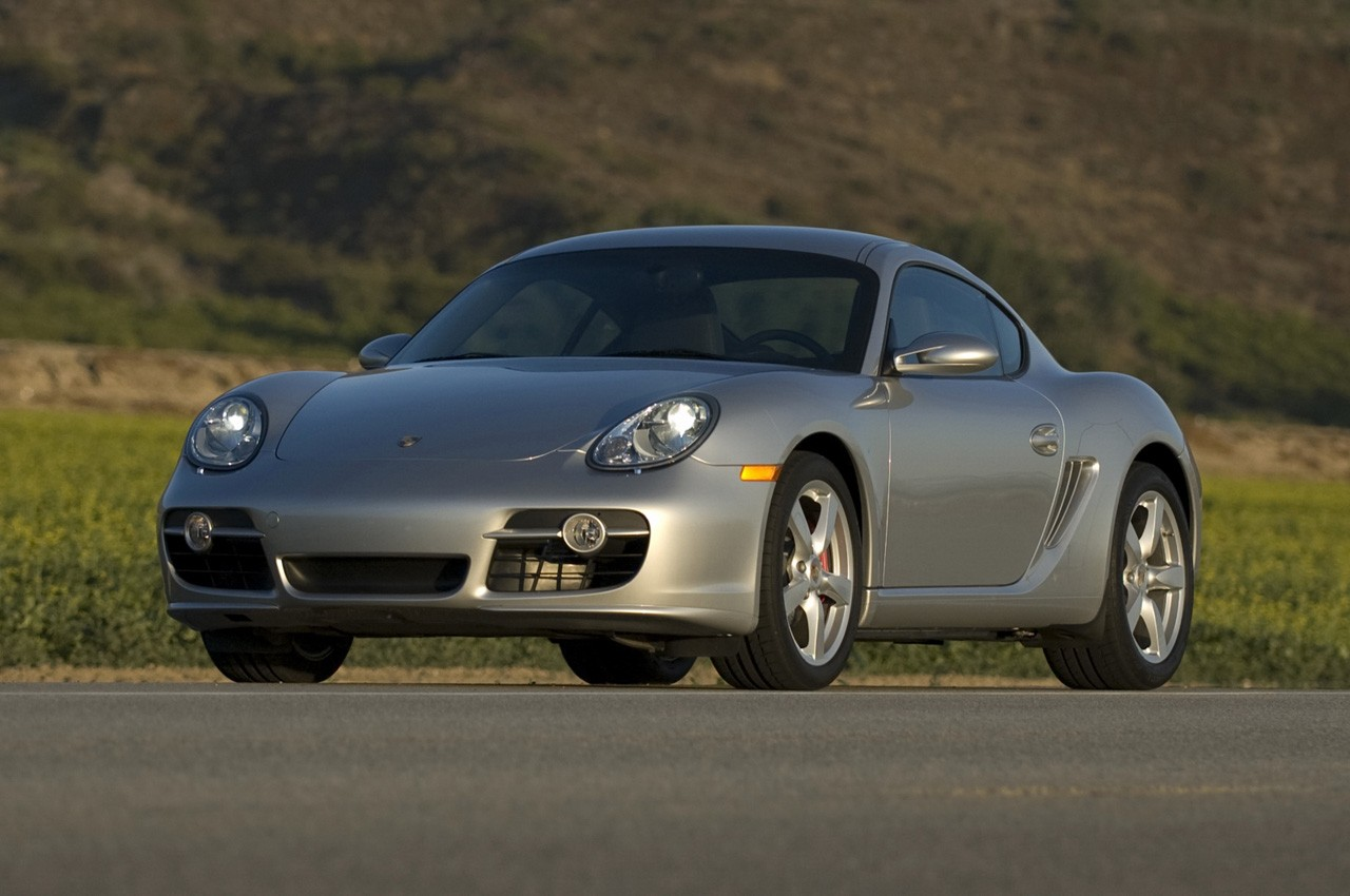 2008 Porsche Cayman S Related Infomation Specifications