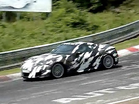 Acura  on Video  2010 Acura Nsx  The  Ring  Enough Said   Autoblog