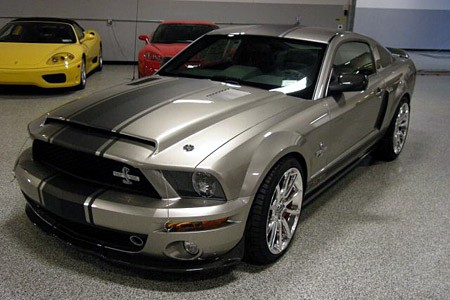 Shelby Gt500 2012 on Ebay Find Of The Day  2008 Shelby Super Snake