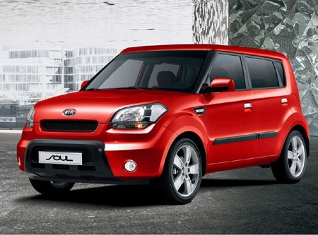 2009 kia soul. More Kia Soul images revealed