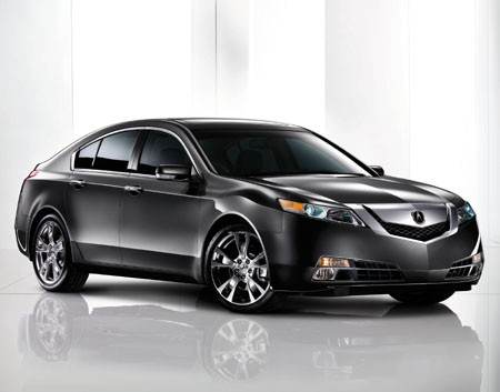 Acura 2009 on 2009 Acura Tl Is Coming This Fall And Acura Has Released The First