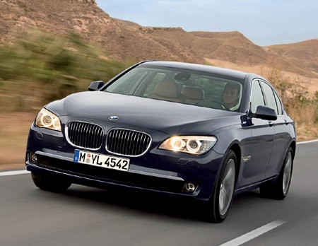 on Click Above For A High Res Gallery Of The New 7 Series Bmw Has