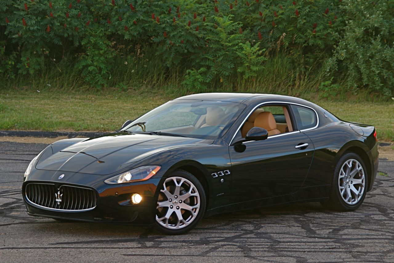 review 2008 maserati granturismo photo gallery autoblog. Black Bedroom Furniture Sets. Home Design Ideas