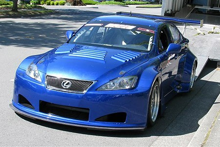 lexus is 350 to take on speed world challenge gt. Black Bedroom Furniture Sets. Home Design Ideas