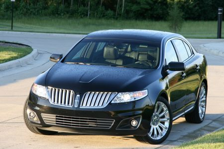 review 2009 lincoln mks autoblog. Black Bedroom Furniture Sets. Home Design Ideas