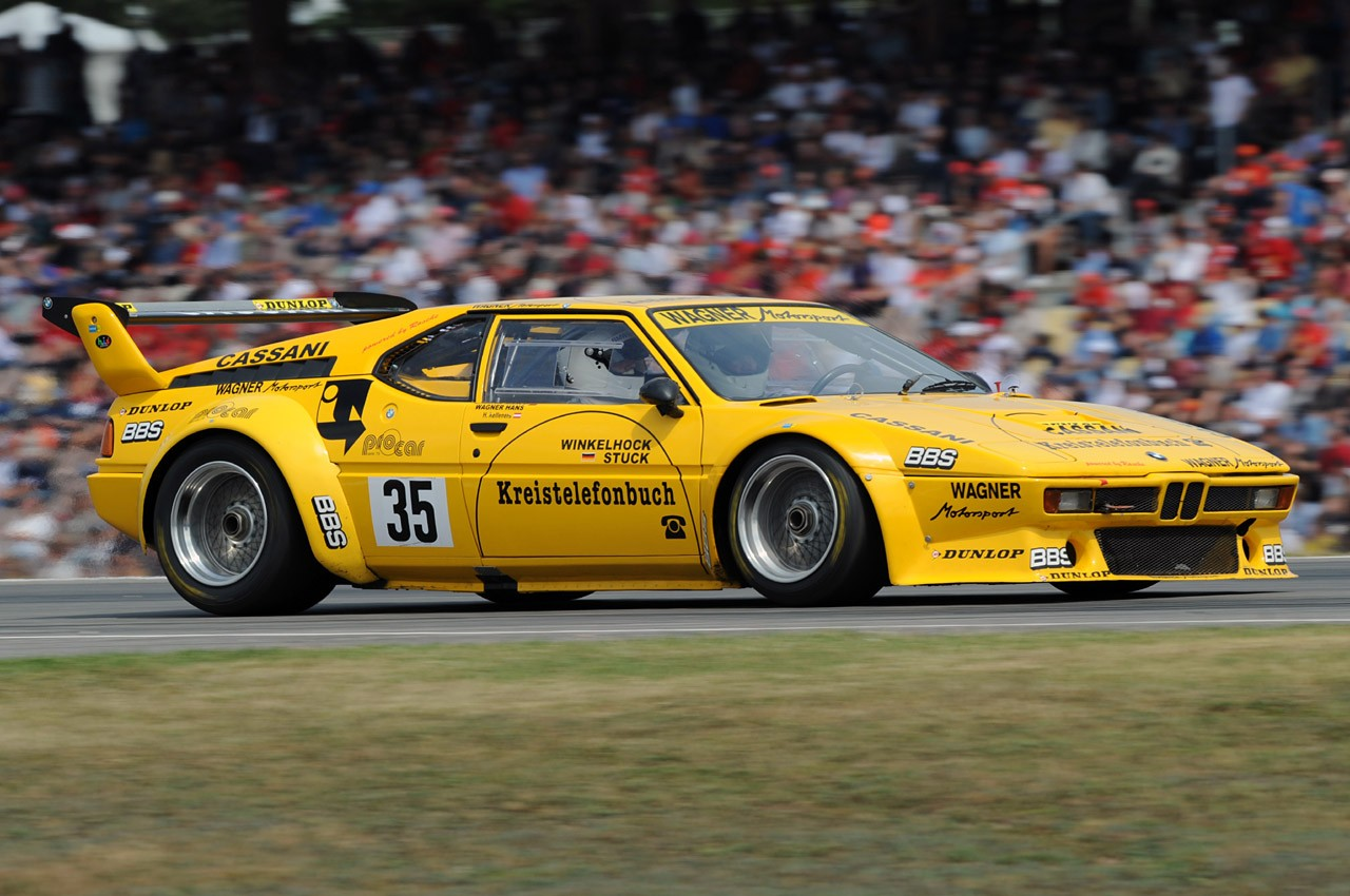 BMW M1 Procar Series Revival at Hockenheim Photo Gallery - Autoblog