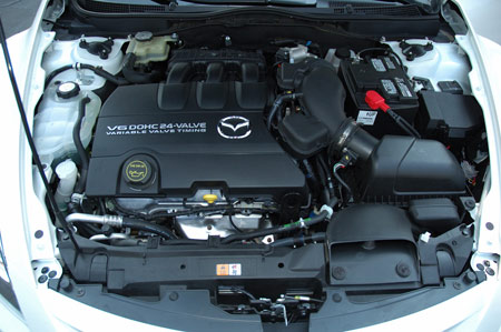 The Engine Is Strong But Not As Ful 272 Horses On Paper Would Lead You To Believe At 3 547 Pounds Weight Of Mazda6 Par With Its