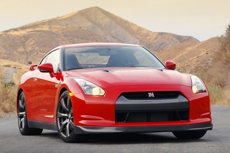 Auto on 2009 Nissan Gt R Click Above For High Res Image Gallery