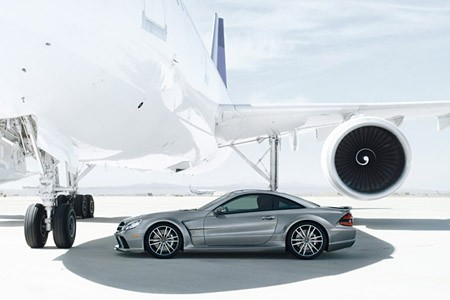 MercedesBenz recently launched a dedicated website for the SL65 AMG Black