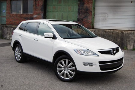 2008 Mazda CX-9 Grand Touring – Click above for high-res image