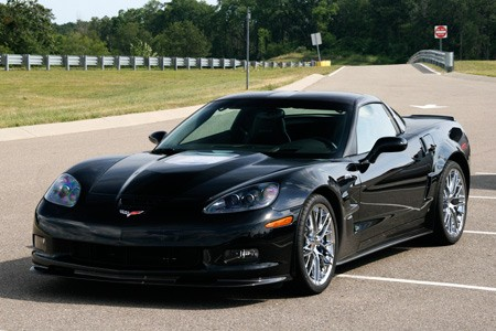 Gallery: First Drive: 2009 Corvette ZR1
