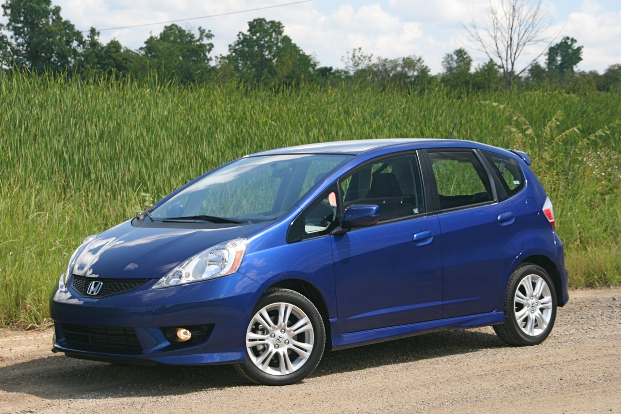 First Drive  2009 Honda Fit Sport Photo Gallery