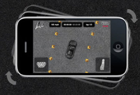 Free Auto Racing Games on Painful Play  Audi Develops Free A4 Racing Game For Iphone