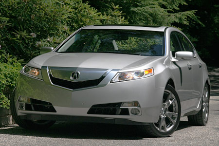 2008 Acura on Autoblog First Drive  2009 Acura Tl  W Video    Autoblog