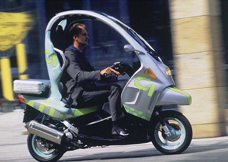 Motor Scooters Price on Bmw Considering A 3 Wheeler  Large Scooters