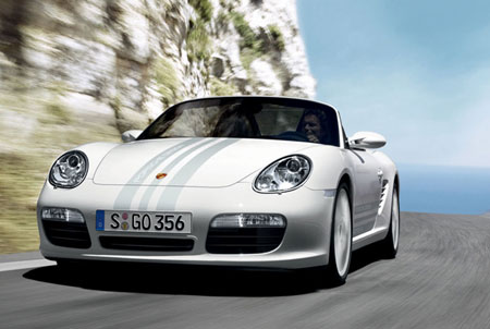 Click above for high-res gallery of the new special ed Boxster