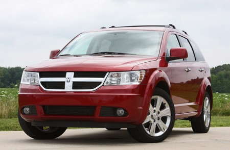 2009 Dodge Journey R/T – Click above for high-res image gallery