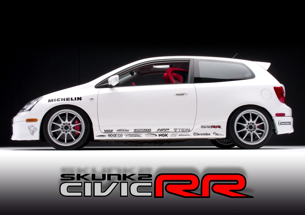 skunk2 ep3 honda civic rr photo gallery   autoblog