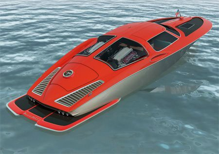 Corvette Stingray on Click Above For Gallery Of Strand Craft S Stingray Speedboat