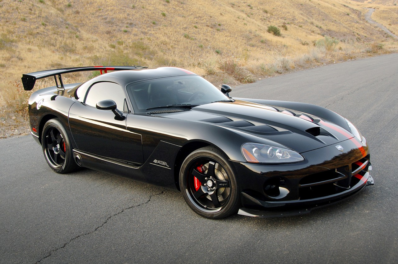 First Drive 2008 Dodge Viper Acr Photo Gallery Autoblog