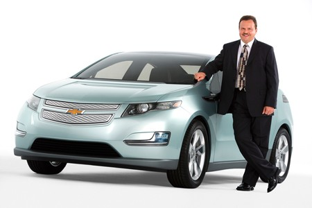 chevy volt. of the 2011 Chevy Volt