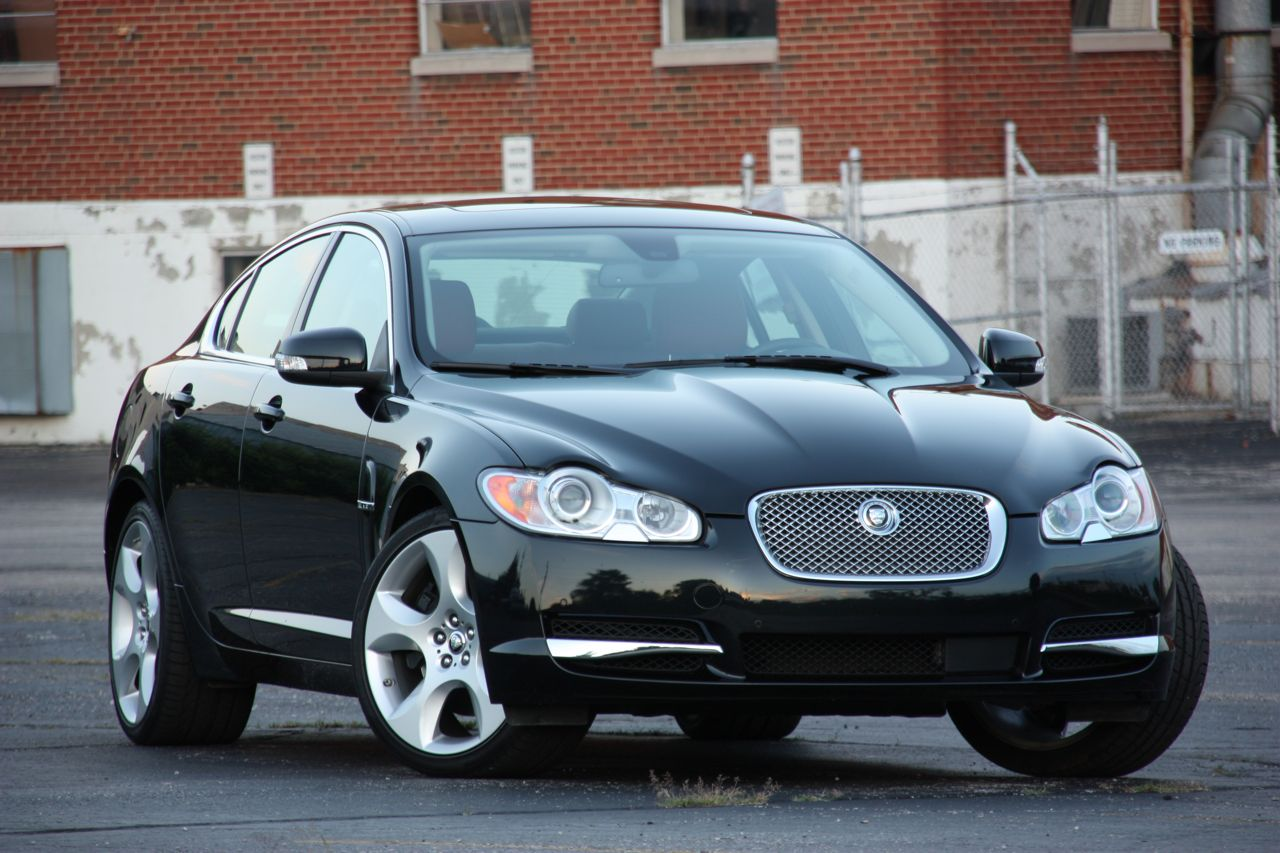 review 2009 jaguar xf supercharged photo gallery autoblog. Black Bedroom Furniture Sets. Home Design Ideas