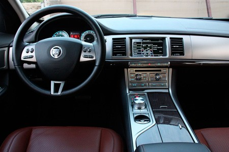 2009 jaguar xf horsepower