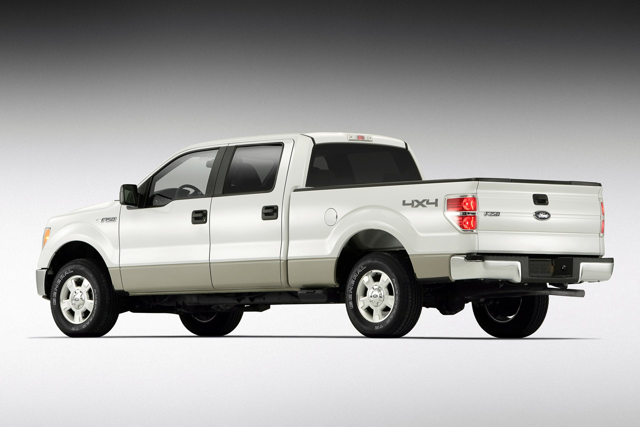 2009 ford f 150 xlt photo gallery autoblog. Black Bedroom Furniture Sets. Home Design Ideas