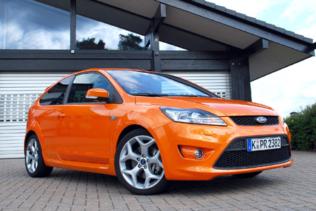 Focus on Of The 2008 Ford Focus St