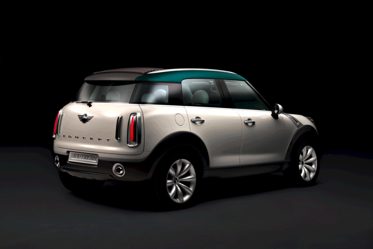 Mini Crossover Concept Photo Gallery Autoblog
