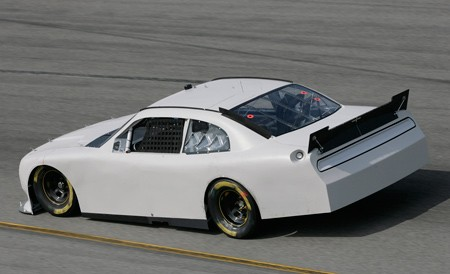 Auto   Nascar Nascar Race Race Racing on Nascar Nationwide Series Begins Testing New Race Cars