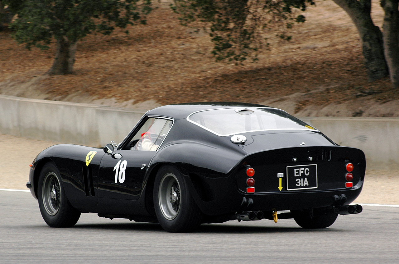 Ferrari 250 GTO Photo Gallery - Autoblog