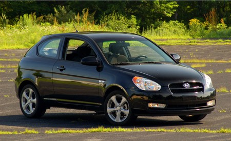 2008 Hyundai Accent Se Click Above For High Res Image