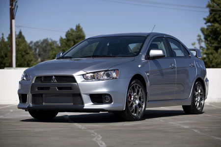review 2008 mitsubishi evolution x mr autoblog. Black Bedroom Furniture Sets. Home Design Ideas