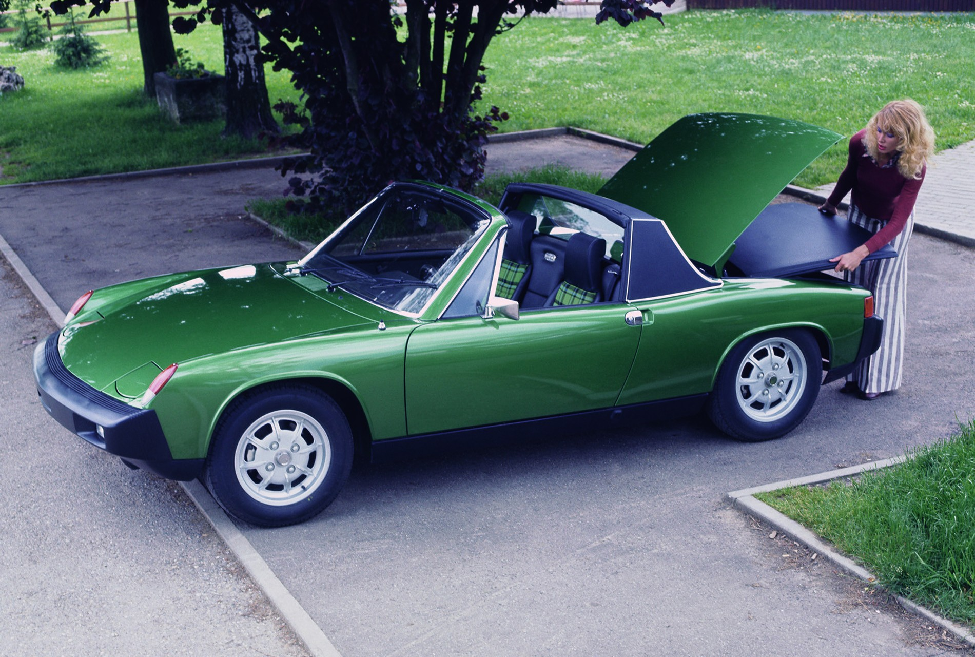 Porsche 914 Photo Gallery Autoblog