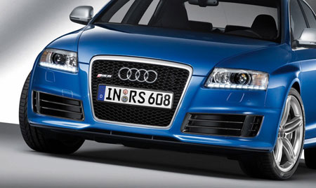 Audi S6 2010. According to Audi RS6 project