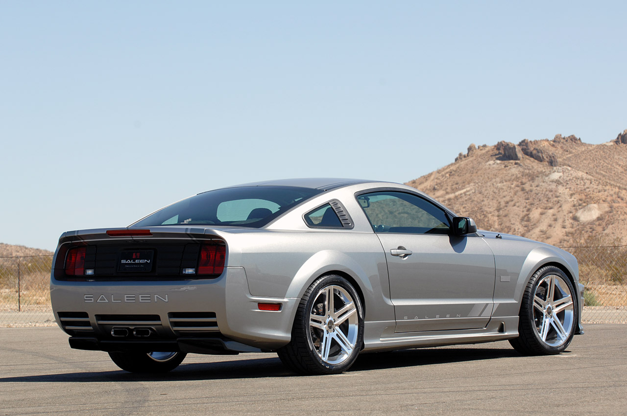 2008 saleen sterling edition mustang photo gallery autoblog. Black Bedroom Furniture Sets. Home Design Ideas