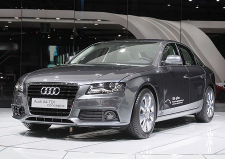 2013 Audi A4 Diesel