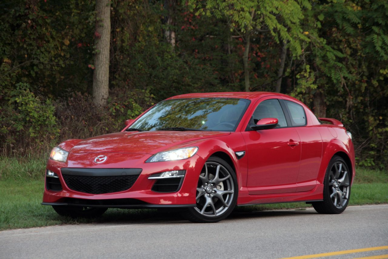 Review 2009 Mazda Rx 8 R3 Photo Gallery Autoblog