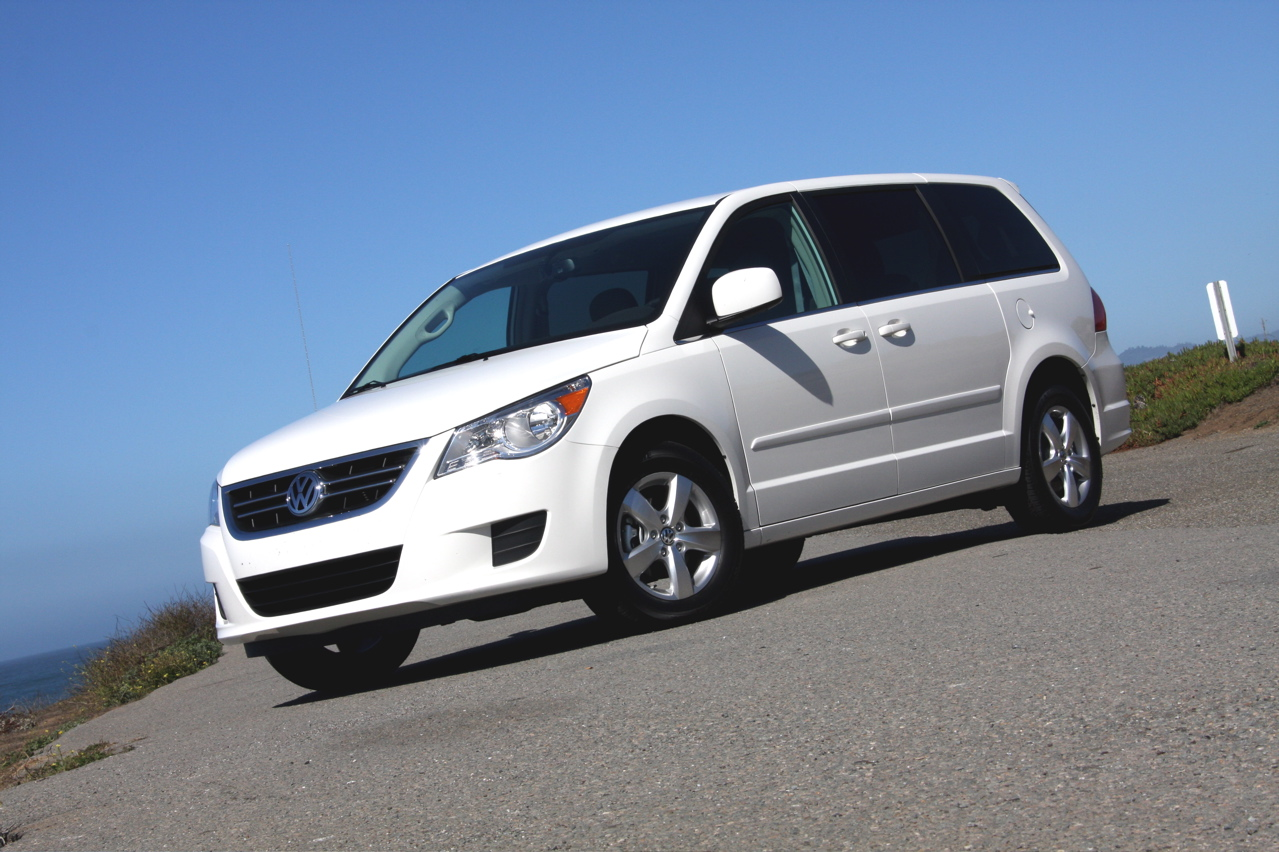 18k Vw Routan Minivans Added To Ignition Switch Recall