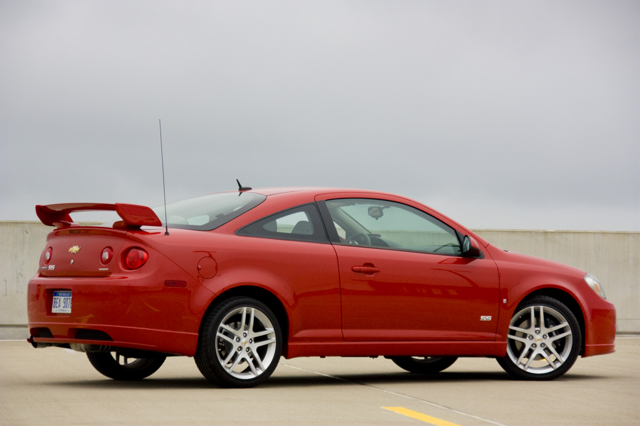 Review 2009 Chevy Cobalt Ss Turbo Photo Gallery Autoblog