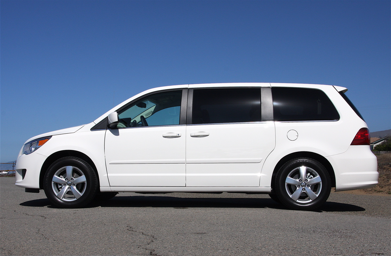 K vw routan minivans added to ignition switch recall