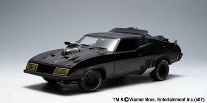 Autoart Models 1 18 Die Cast Mad Max Interceptor Photo