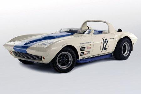 Sports Motorsports Auto Racing News  Media on Click Above For Gallery Of The 1963 Chevrolet Corvette Grand Sport
